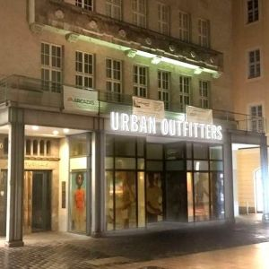 Urban Outfitters, Leipzig