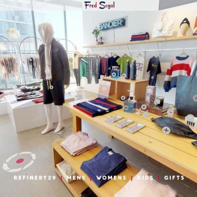 Virtual Store von Fred Segal