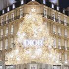 Weihnachten mit Dior auf der 30 Avenue Montaigne