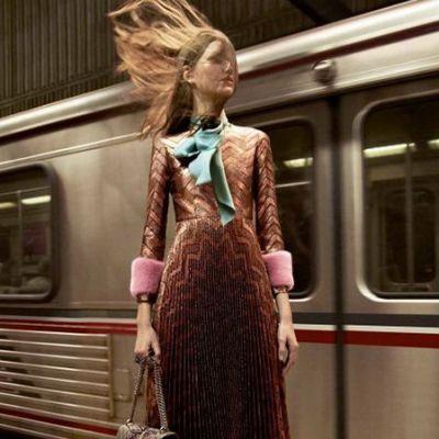 Catwalk-Show: Gucci: Alle Wege führen nach Rom