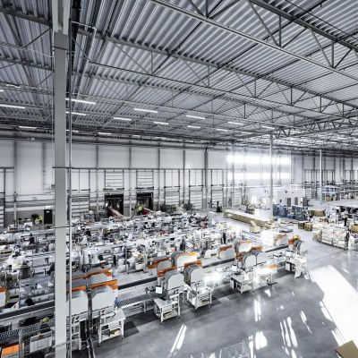 Zalando-Fulfillment Center in Stockholm