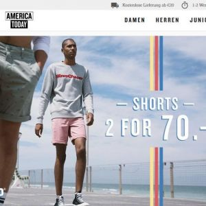 America Today Webshop