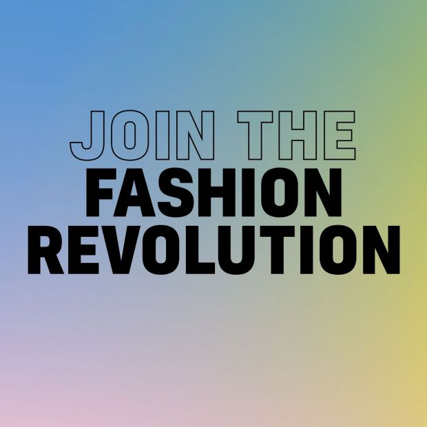Die Fashion Revolution Week findet ab 22. April statt.