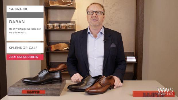 best sneakers a22c5 3ff01 Neue Wege im Schuh-Einkauf: We Want Shoes weitet Video-Order aus