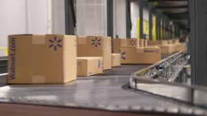 Fulfillment-Center von Walmart in den USA
