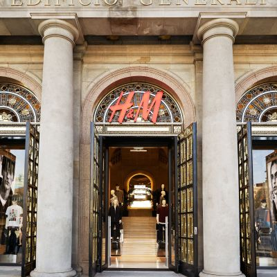 H&M-Store in Barcelona