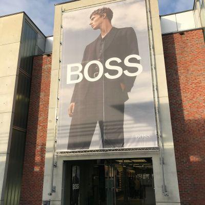 boss lagerverkauf