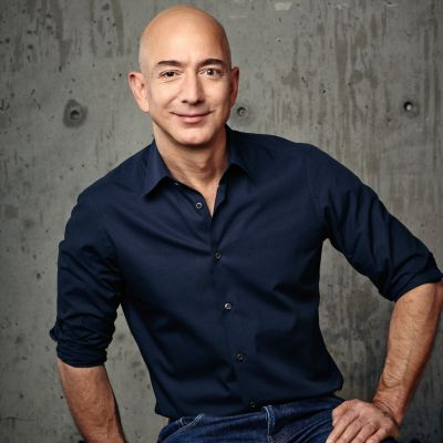 Amazon-Chef Jeff Bezos