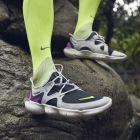 Nike bringt die Free Running Kollektion in neuem Design.