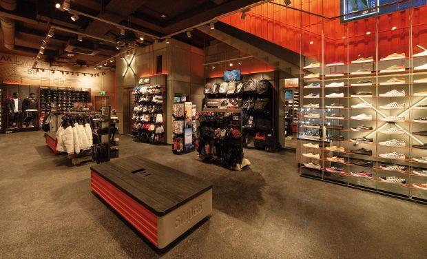 Über 60 Läden auf einen Schlag: Deichmann bringt Snipes in