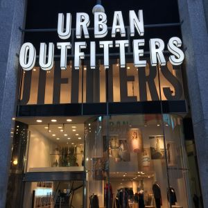 Urban Outfitters in Mailand