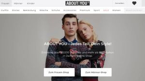 About You - Website