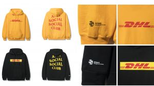 Anti Social Club DHL
