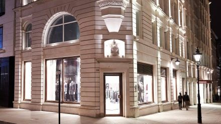 Flagship-Store von Tiger of Sweden in London