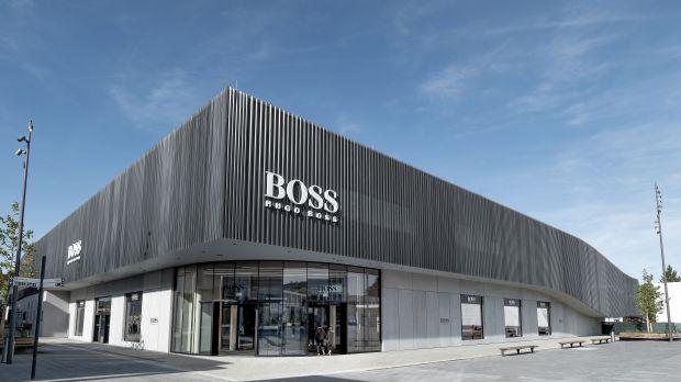 Mega-Outlet in Metzingen: So sieht der weltweit größte Boss ...