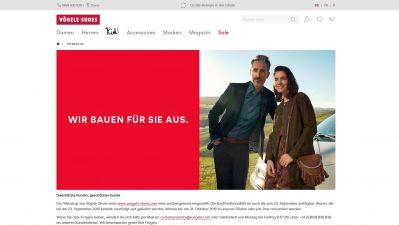 Vögele Shoes: News & Hintergründe   Textilwirtschaft