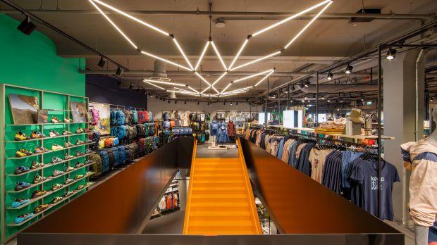 SportScheck: Neueröffnung in Nürnberg mit neuem Konzept |