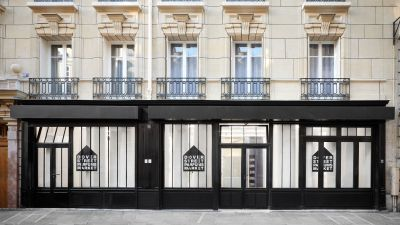 Dover Street Parfums Market in Paris