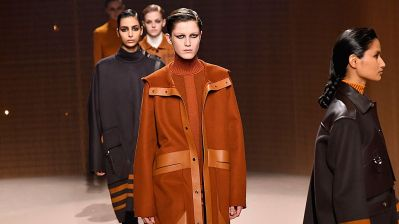 Hermès-Show im Februar 2019 in Paris