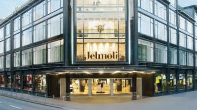 Department Store Jelmoli in Zürich