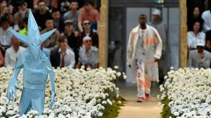 Off-White-Show im Juni 2019 in Paris