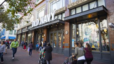 Old Navy-Store in San Francisco