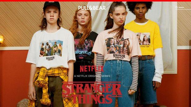 Stranger things x snipes