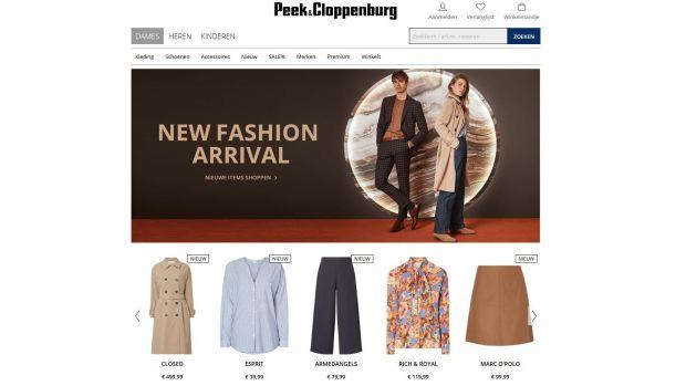 1f0e2dcf3802 Digitale Expansion : P&C startet Onlineshop in den Niederlanden