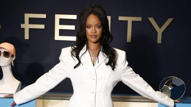 Premiere der LVMH Marke in Paris: Rihannas Luxus Label Fenty