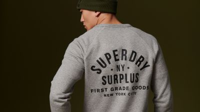 Superdry-Kollektion Herbst/Winter 2019