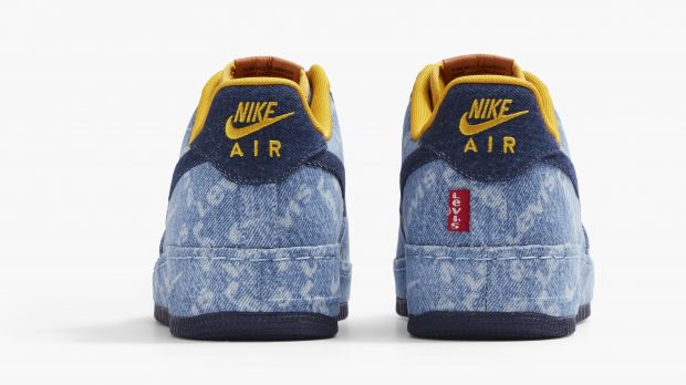 Neuer Sneaker Stoff: Nike macht's mit Levi's