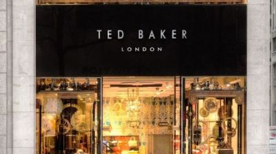 Der Ted Baker Store in der New Yorker 5th Avenue.