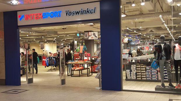 Sporthändler Voswinkel schließt 22 Filialen
