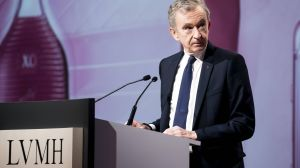 Bernard Arnault imago images / IP3press