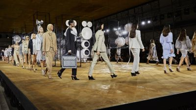 Burberry-Show Frühjahr/Sommer 2020 in London
