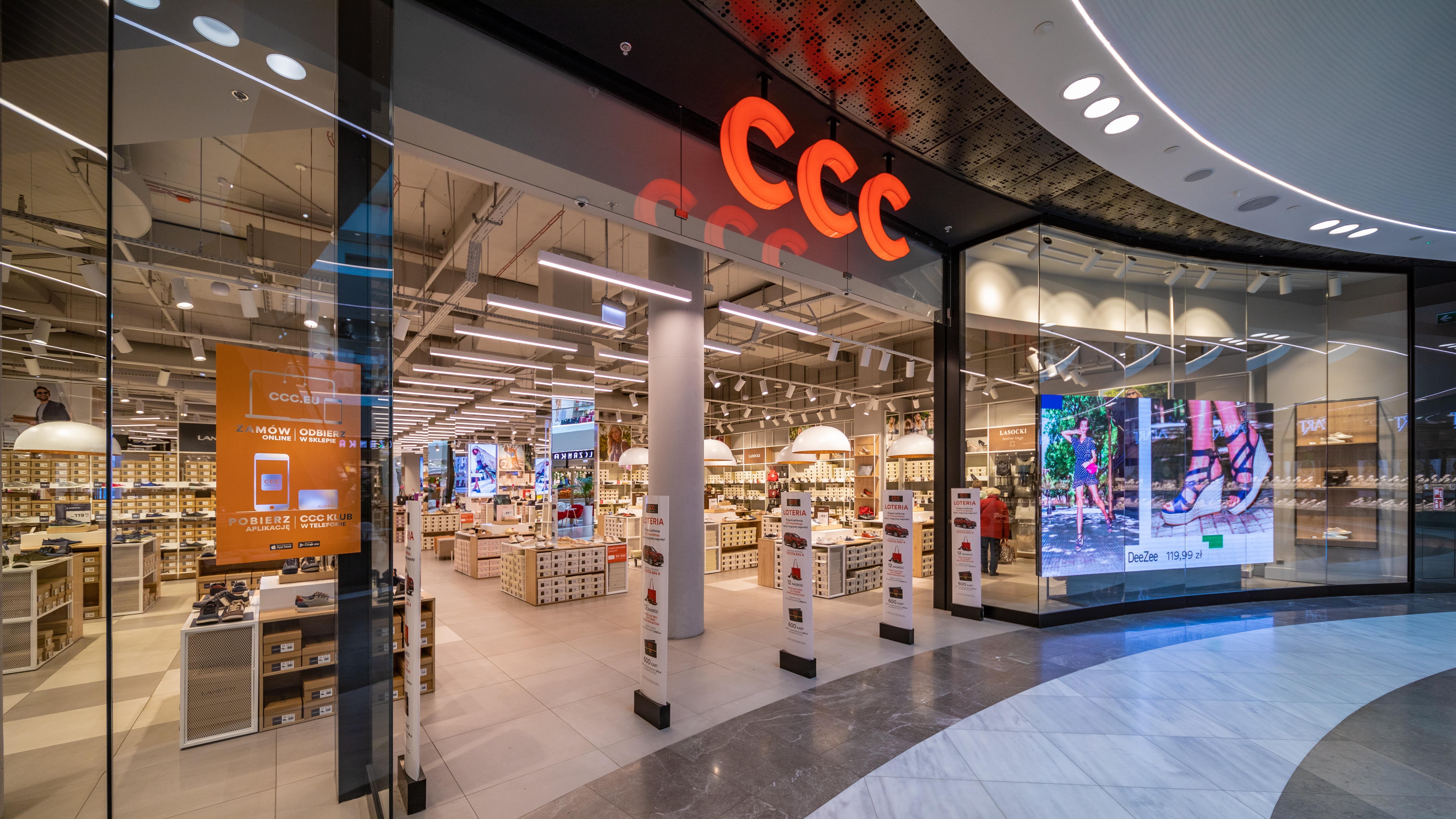 Polnischer Schuhfilialist legt Strategie Go.22 vor: CCC hat