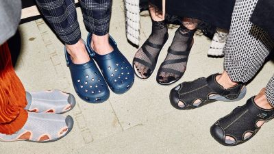 Crocs-Kollektion Herbst/Winter 2019/20