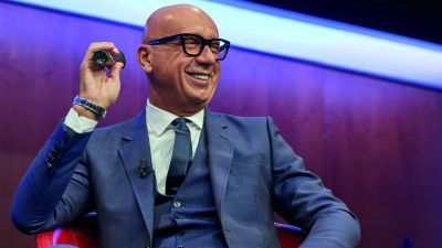 Gucci-CEO Marco Bizzarri