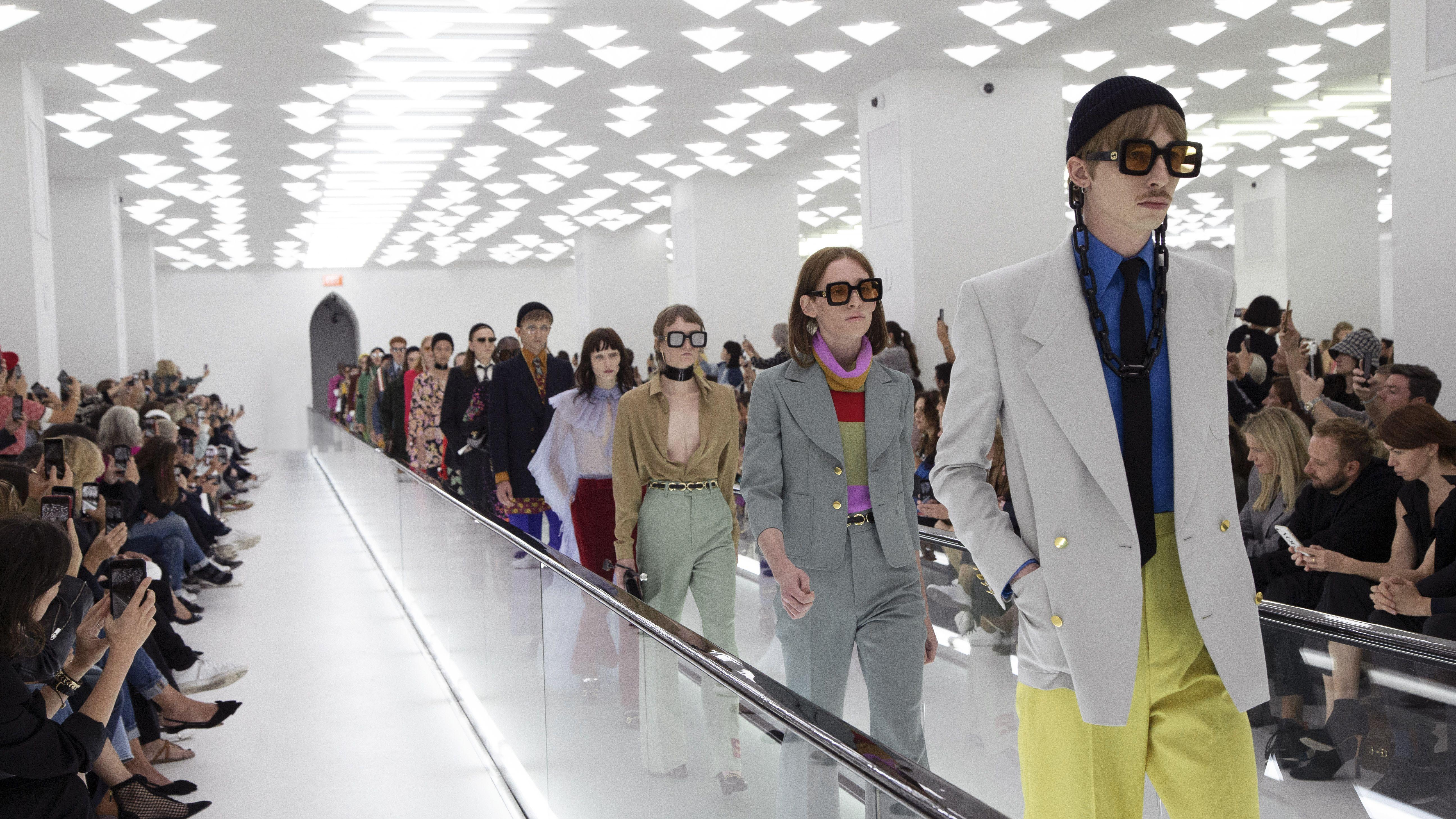 Abgänge und Rückkehrer der Messe und Fashion Week: Neue Ordnung in
