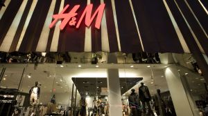 H&M-Filiale in Los Angeles