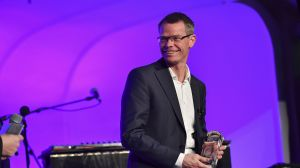 Harm Ohlmeyer (adidas AG World of Sports)Verleihung der Best Brands 2020