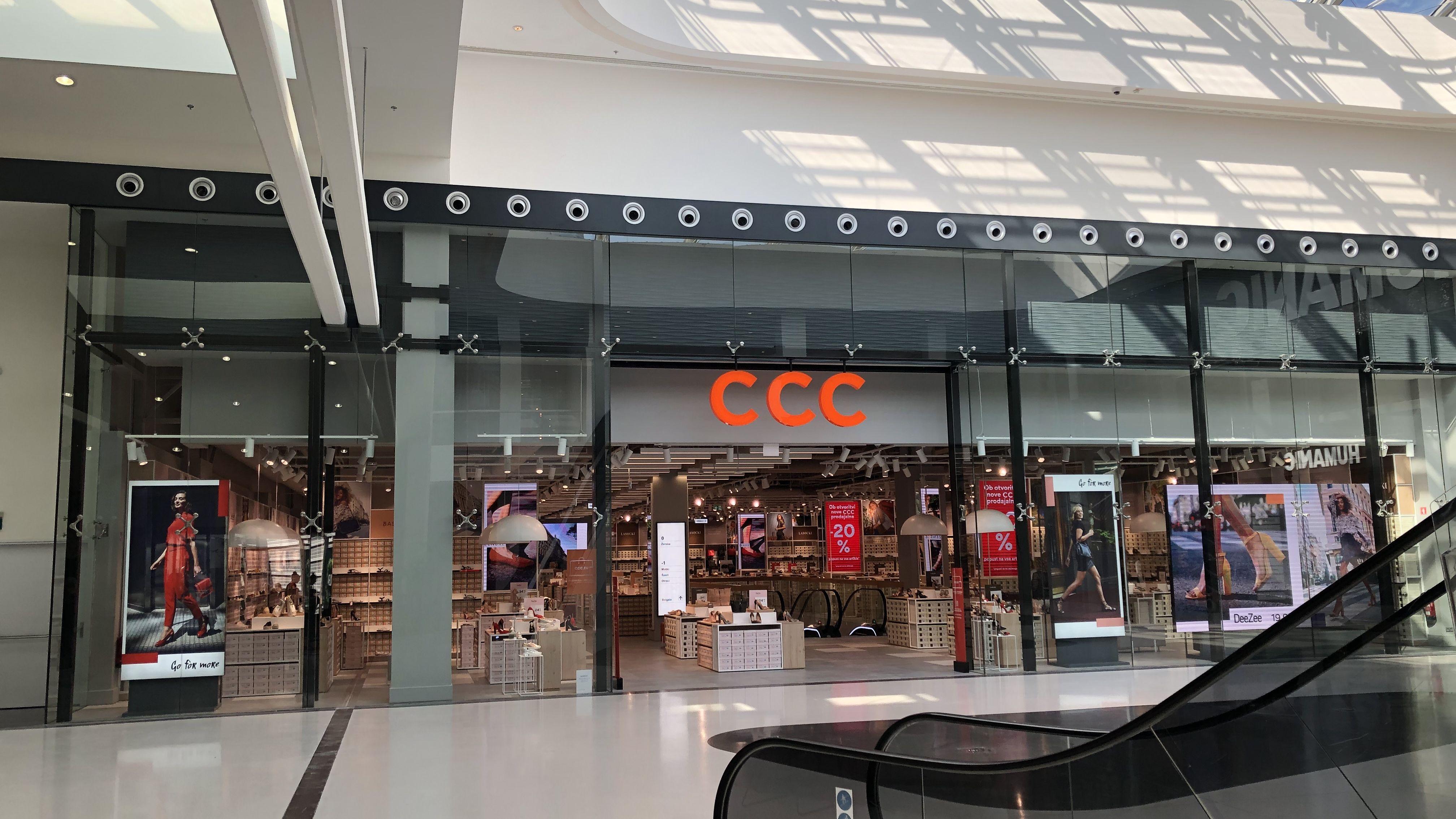 Polnischer Filialist expandiert weiter: CCC ist größter