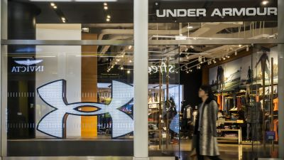 Under Armour-Store in New York