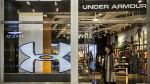 Imago Under Armour store in New York