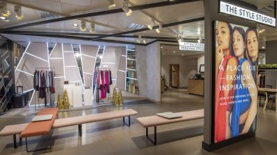 John Lewis & Partnership in Southampton - The Style Studio