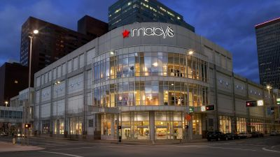 Macy's Store in Cincinnati/Ohio