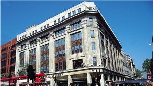 Marks & Spencer-Store