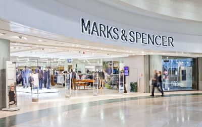 Marks & Spencer-Store.