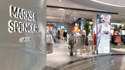 Marks & Spencer-Store im Jewel Changi Airport Singapur