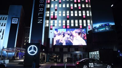 Mercedes-Benz Fashion Week in Berlin